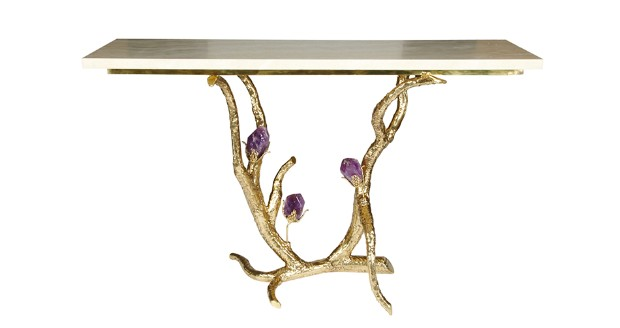 console table 10 Stylish Modern Console Tables jacques