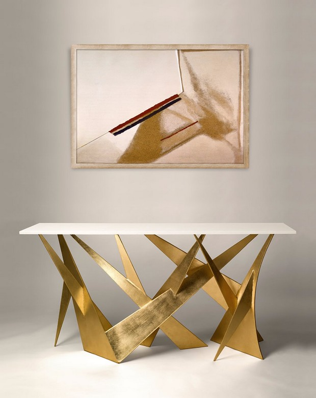 console table Most Expensive Console Tables Worldwide nomadous