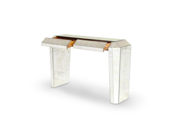 console table 10 Stylish Modern Console Tables tamara console 2