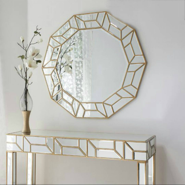 console table Glamorous Console Tables to Match your Wall Mirrors 12502041 240286479757482 1260898962408210432 n