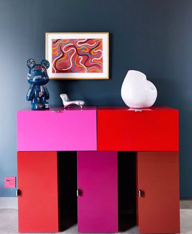 console tables 10 Exquisite Modern Console Table Designs AD3 1