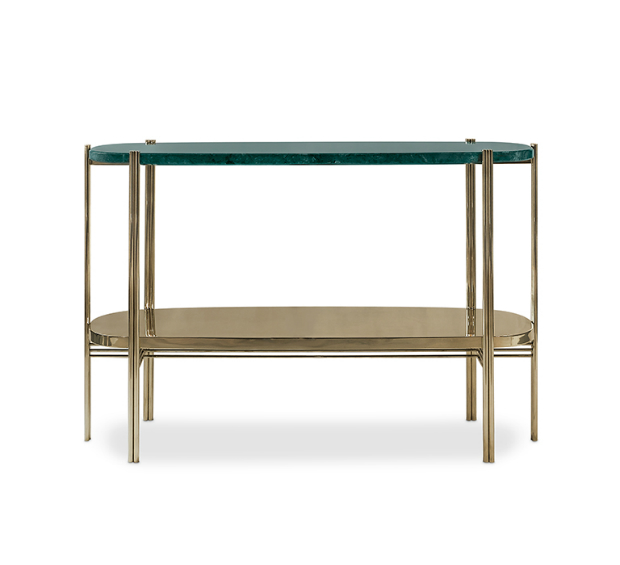 salone del mobile Discover the Best Console Tables at Salone del Mobile 2017 EH
