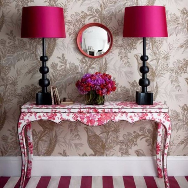 console table The perfect colors for your Console Table Table Lamp