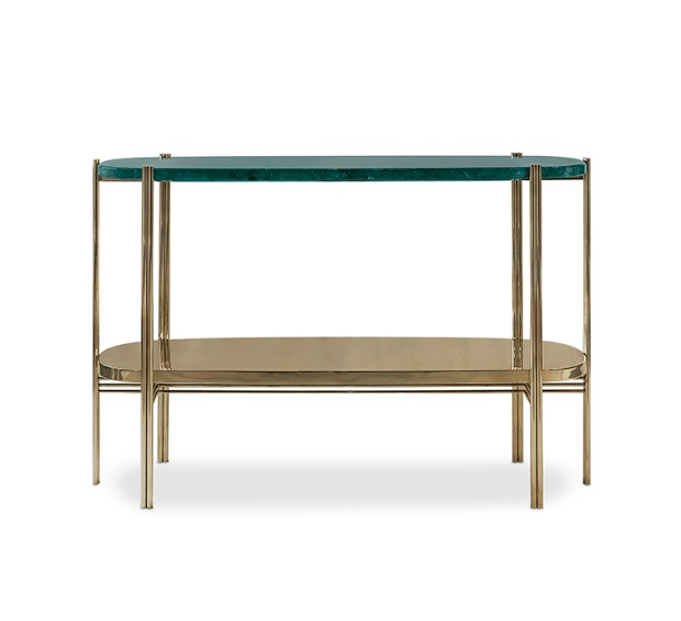 console table modern console tables Trendy Duo: Modern Console Tables & Center Tables craig console zoom 01