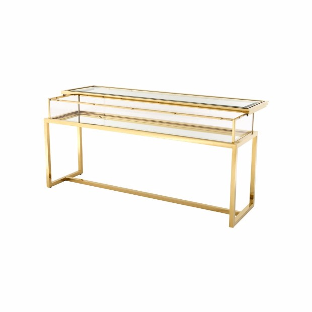 console tables console tables 10 Exquisite Modern Console Table Designs ei5997