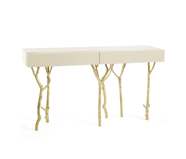 console table 10 Edgy Modern Console Tables fig tree console 014 b ginger jagger 1