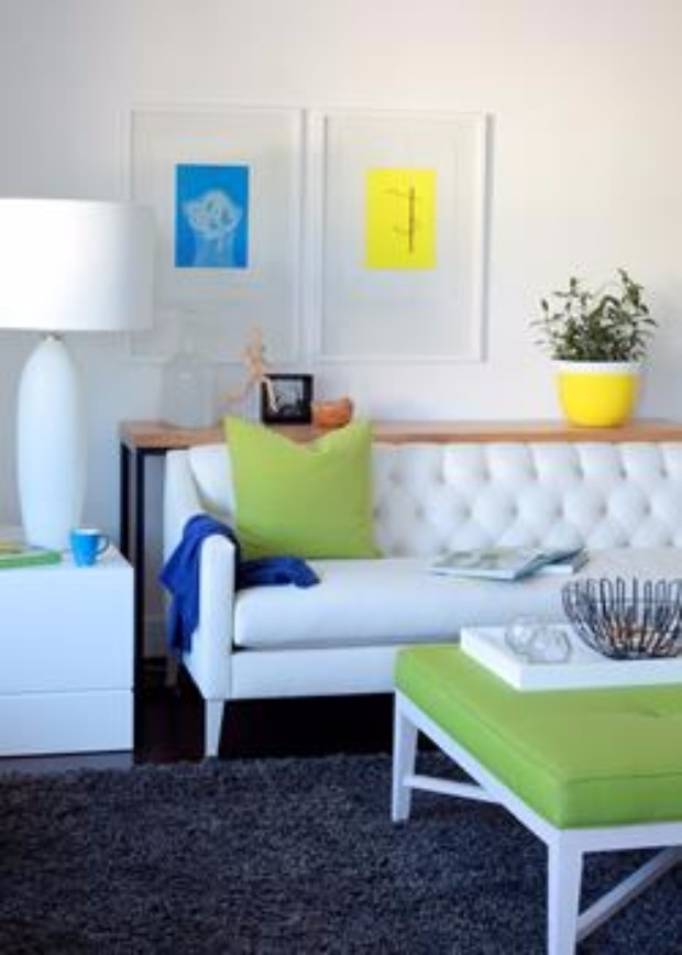 console table 10 Ways to use a Modern Console Table gheabc20148208392