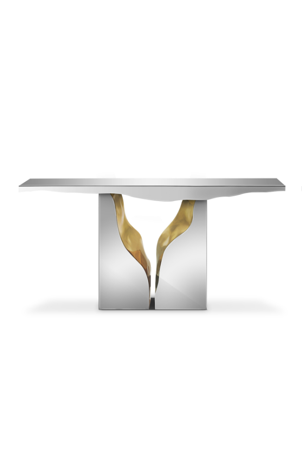 console table 10 Edgy Modern Console Tables lapiaz console 01 1