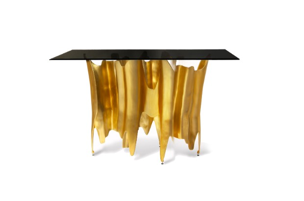 modern console tables modern console tables Trendy Duo: Modern Console Tables & Center Tables obssedia console 1 1