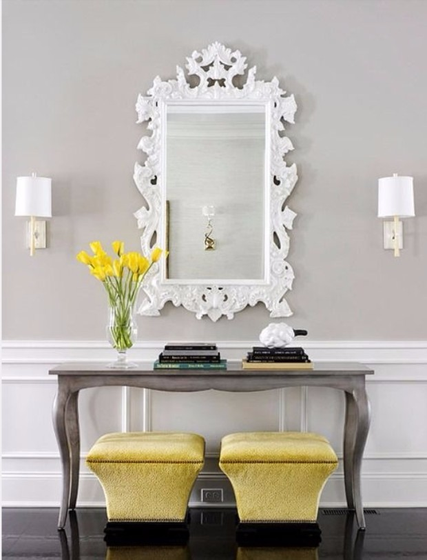 console table Lighting Ideas to Match your Console Table 2015 11 10 13 31 09