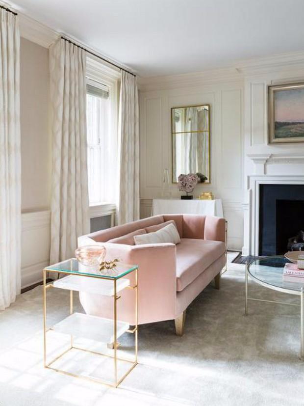 millennial pink Dreamy Interiors with Millennial Pink 5