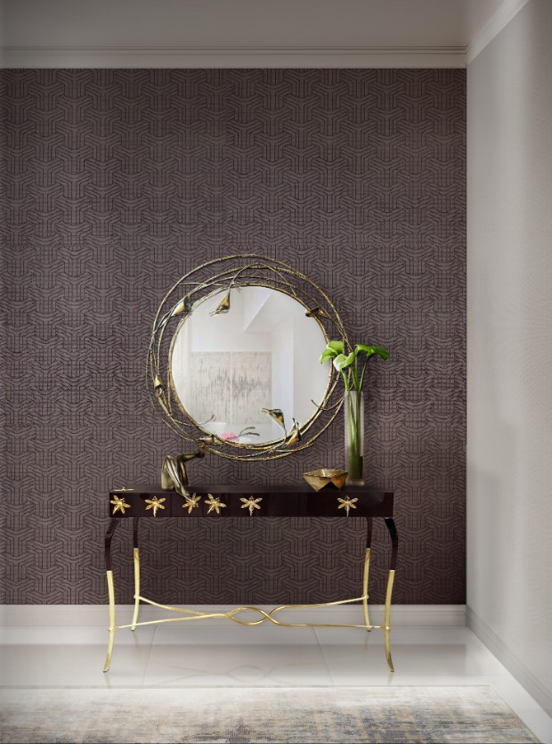 console table Improve your Home Designs with this Striking E-book luridae console stella mirror koket projects