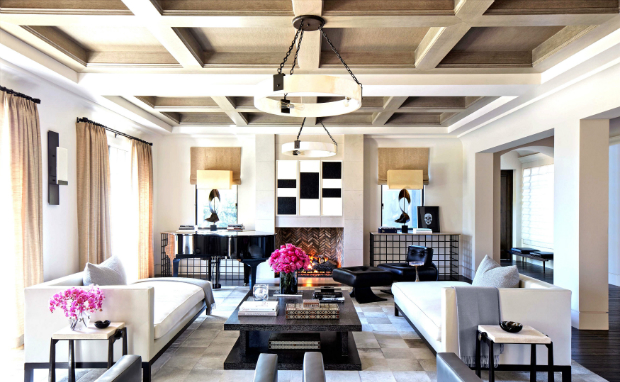 console table Keeping Up With Kardashian's Console Table Design north carolina living room furniture elegant decor make your home more elegant with bullard for