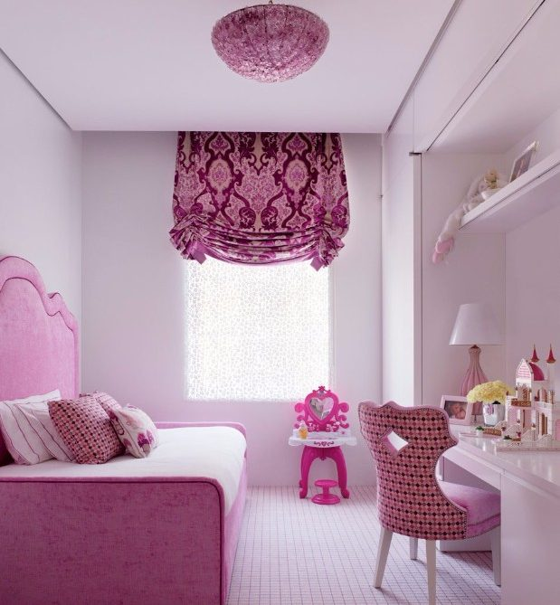 ingrao Inspirational Interior Designs by INGRAO pink rooms 02 e1495616285851