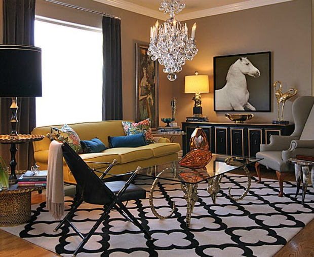 console Console Design Style 101: Hollywood Regency preston living