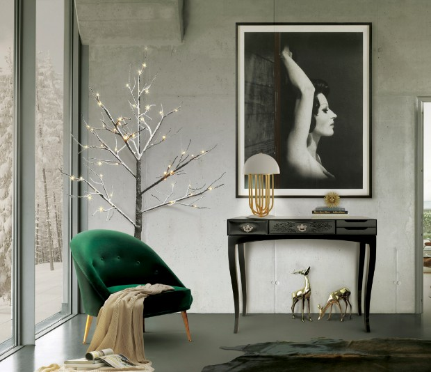 console table Improve your Home Designs with this Striking E-book soho black console boca do lobo