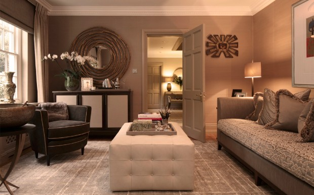 luxury interior design Discover René Dekker Luxury Interior Design Projects Cigar Room