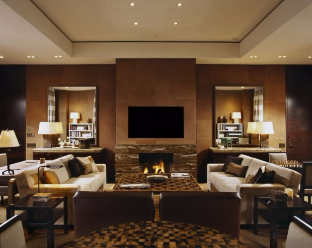 Exclusive Hotels Design Ideas with Console Tables