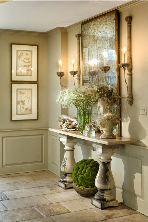 design ideas Design Ideas 101: Luxury Lighting & Console Tables Morgan Howarth Photography