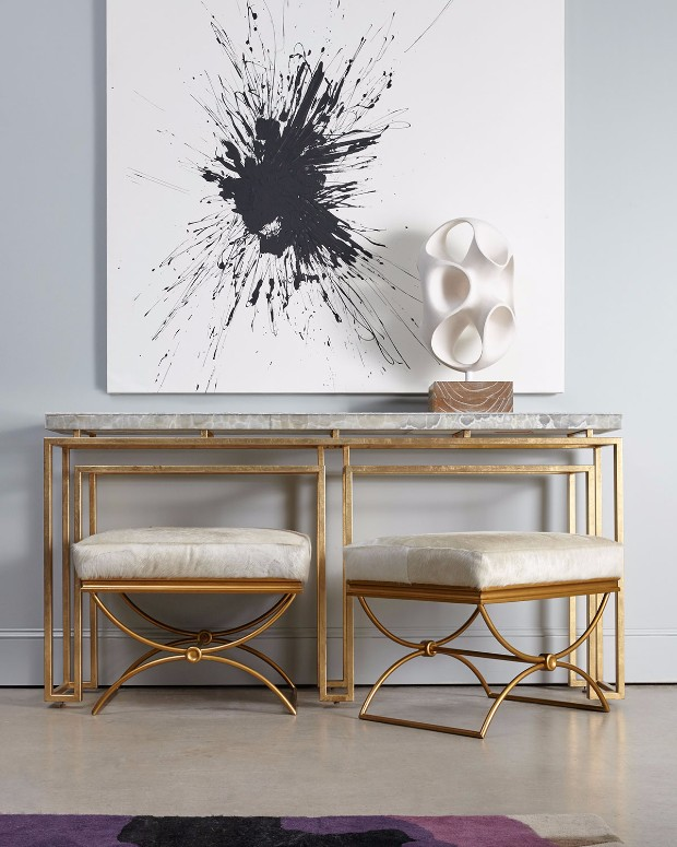 interior inspiration 12 Interior Inspiration Ideas with Marble Console Tables ef0b1f42d495f783ba70ee3e0f6382c0