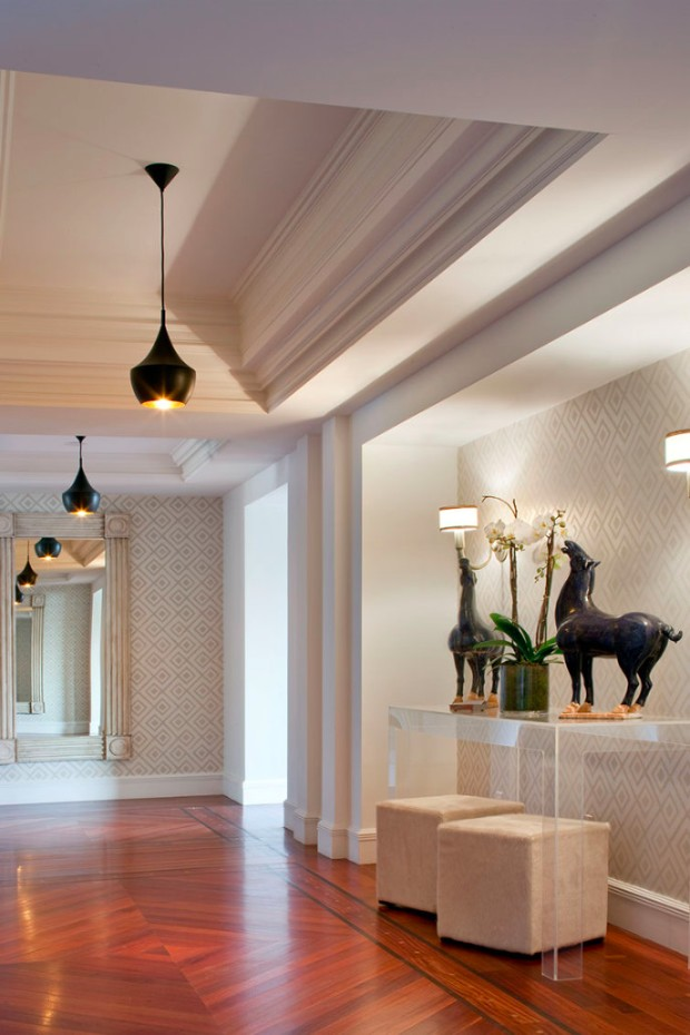 best interior designer best interior designer Eric Cohler Stunning Interior Designs entry foyer 687x1030