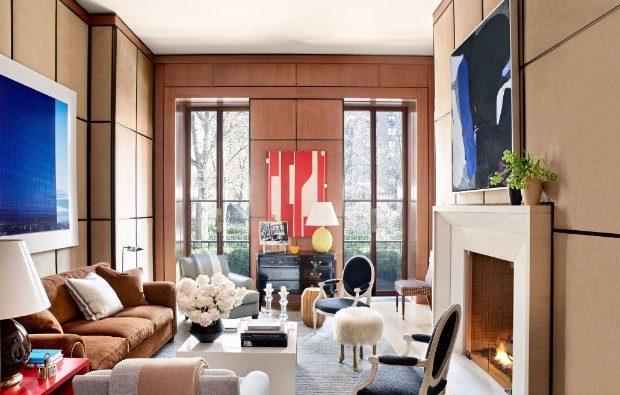 best interior designer best interior designer Eric Cohler Stunning Interior Designs eric cohler grammery park triplex AD 01  e1496392938322