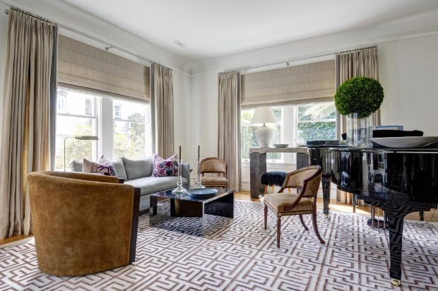 best interior designer best interior designer Eric Cohler Stunning Interior Designs eric cohler living room design 2017 1030x684