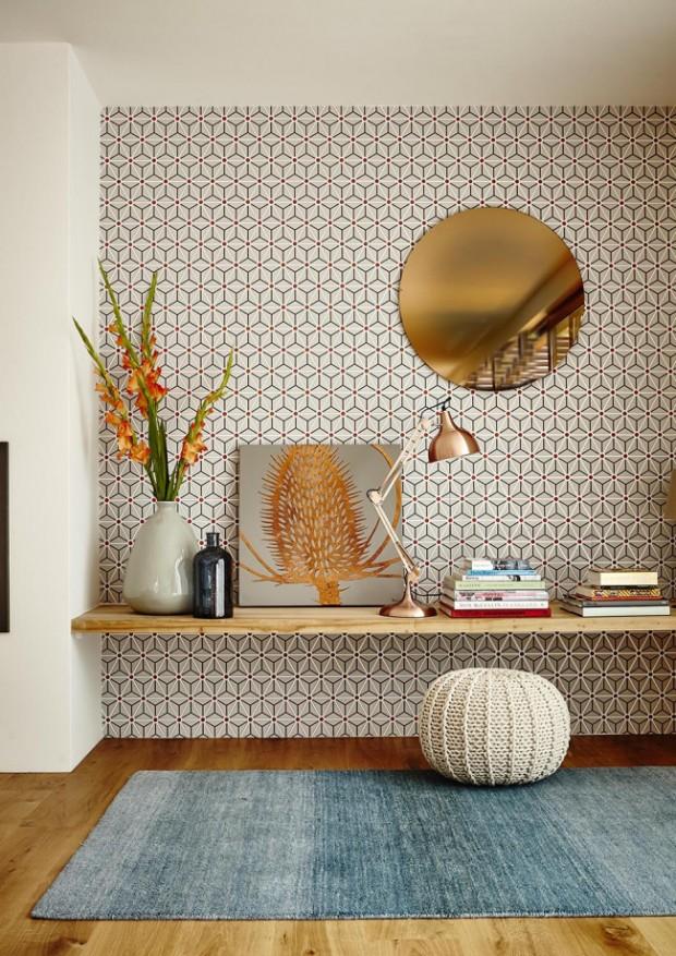 scandinavian modern style Trends 2017: Scandinavian Modern Style kovrovaya dorozhka v prihozhey 078 650x919