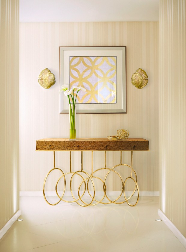 design ideas Design Ideas 101: Luxury Lighting & Console Tables raw