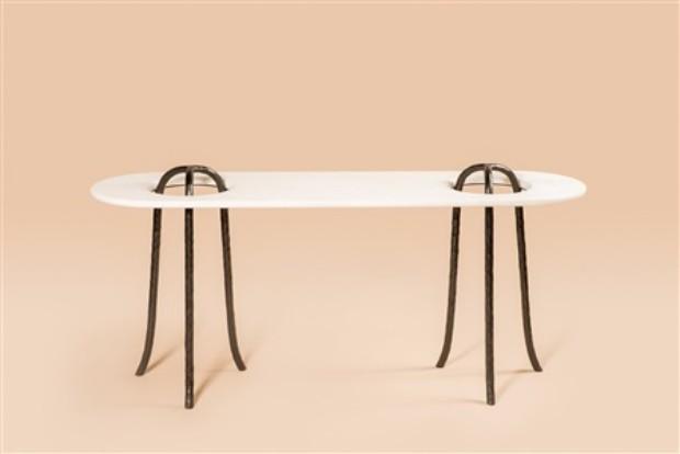 Eric Schmitt eric schmitt Eric Schmitt: Avant-Garde Console Table Designs Eric Schmitt Avant Garde Console Table Designs01