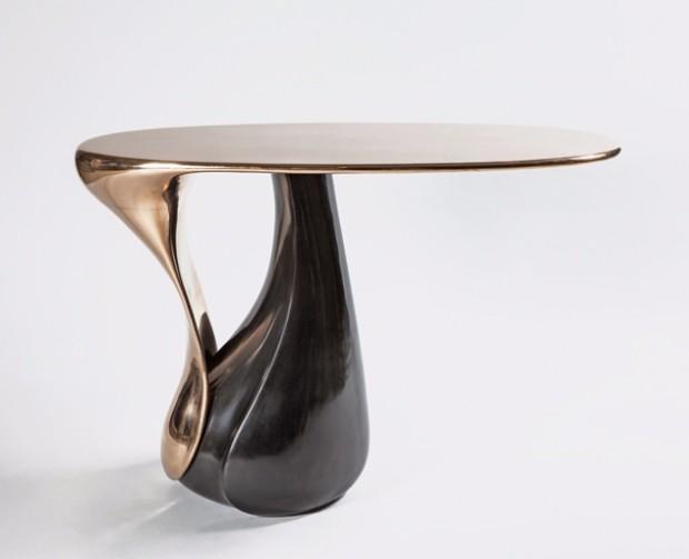 eric schmitt Eric Schmitt: Avant-Garde Console Table Designs Eric Schmitt Avant Garde Console Table Designs02