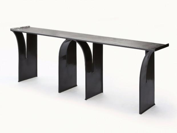 eric schmitt Eric Schmitt: Avant-Garde Console Table Designs Eric Schmitt Avant Garde Console Table Designs06