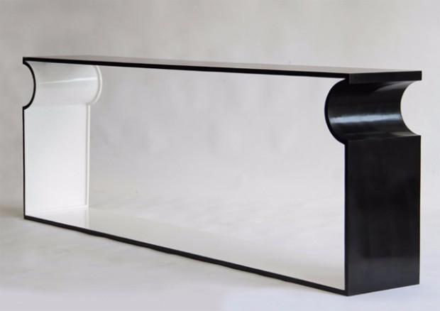eric schmitt Eric Schmitt: Avant-Garde Console Table Designs Eric Schmitt Avant Garde Console Table Designs09