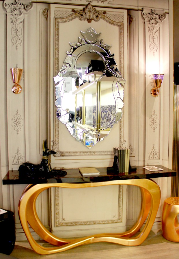 Superb Mirror Find The Perfect Mirror For Your Modern Console Table Find The  Perfect Mirror For Your