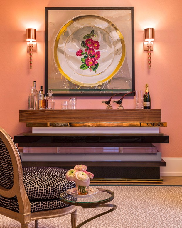 Top Interior Designers top interior designers Top Interior Designers: The Best Drake + Anderson Console Design Ideas House Beautiful Designer Visions Showhouse     New York NY 2