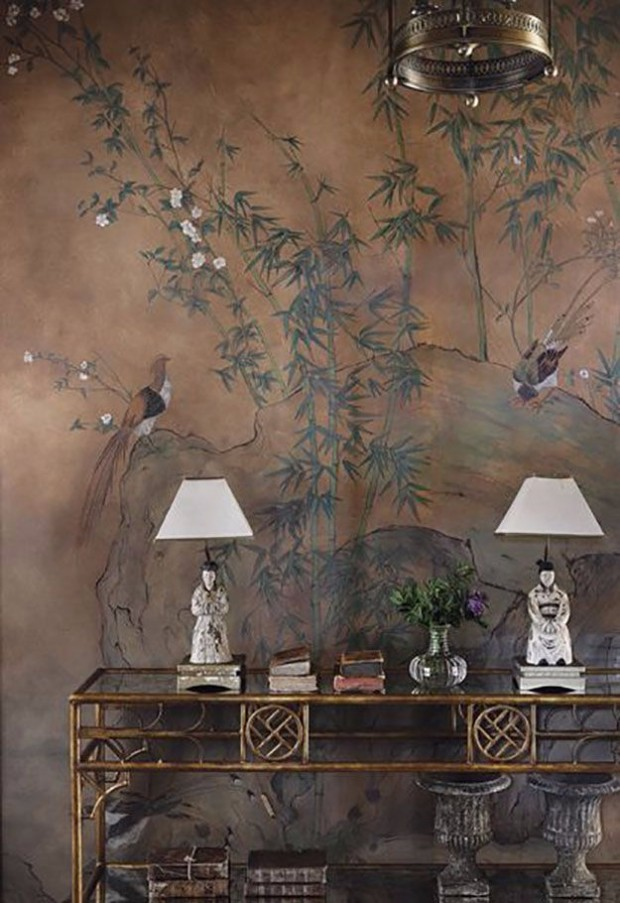 wallpapers 15 Inspiring Rooms with Wallpapers Inspiring Rooms with Wallpapers 07