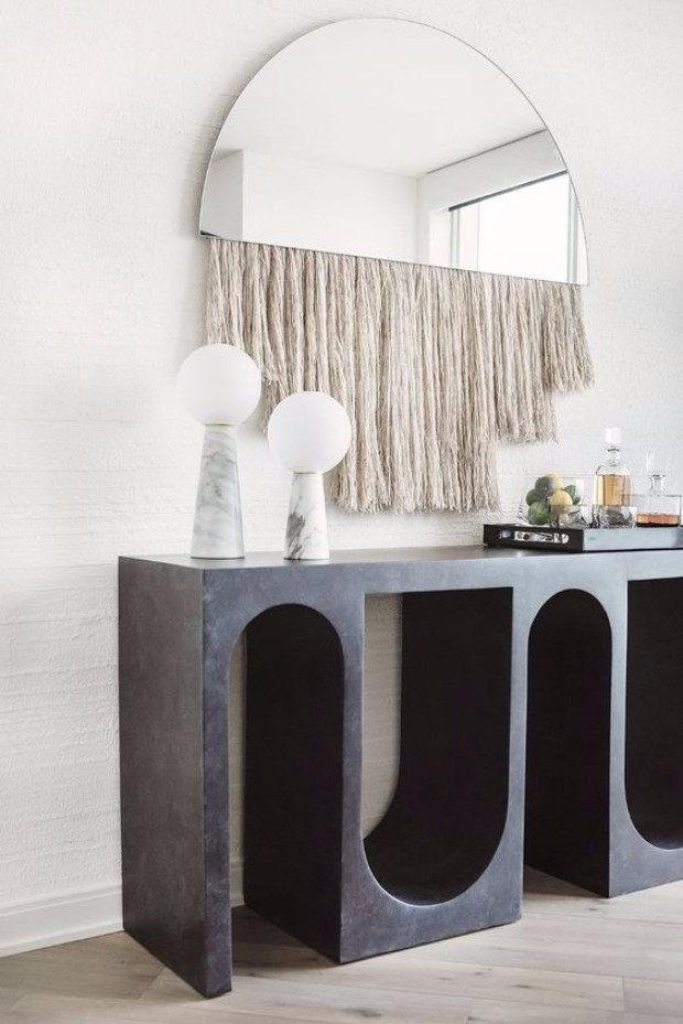 console tables Top 15 Modern Console Tables on Pinterest Top 15 Modern Console Tables on Pinterest01