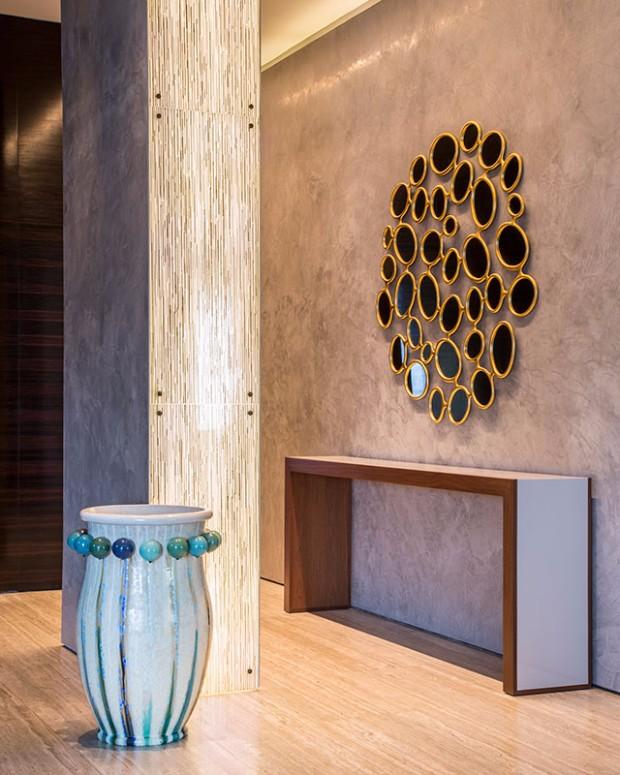 top interior designers top interior designers Top Interior Designers: The Best Drake + Anderson Console Design Ideas Tribeca Residence