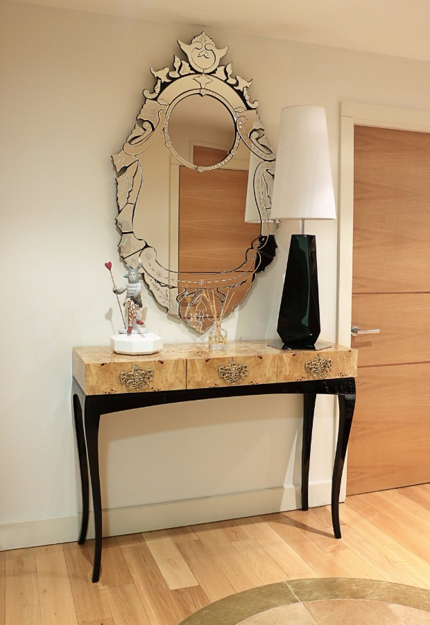 house design Top 25 Modern Console Tables for your House Design trinity console boca do lobo