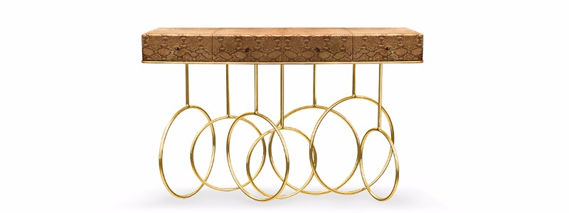 console tables, modern console tables, fabric console, home décor, decorations, design ideas, modern design, interior design styles home décor 10 Fabric Modern Consoles for your Home Décor 10 Fabric Modern Consoles for your Home D  cor 2