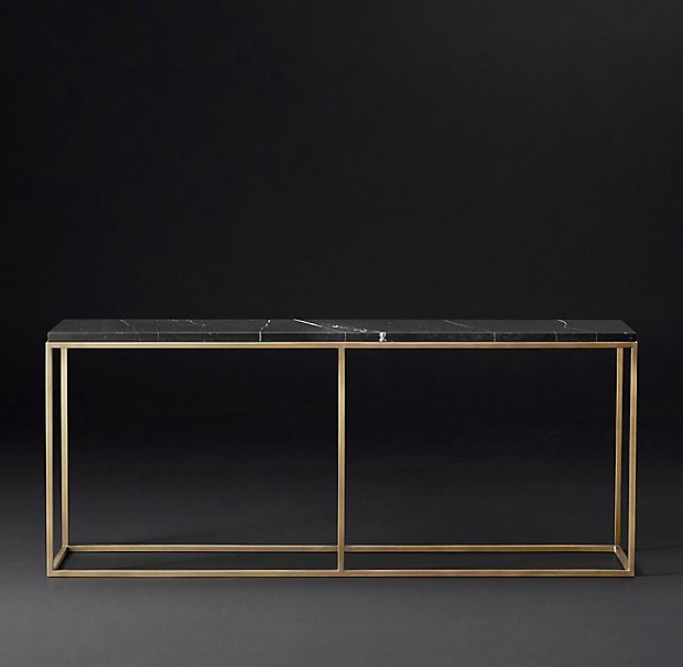 contemporary design Be inspired by RH Modern Contemporary Design Consoles Be inspired by RH Modern Contemporary Design Consoles6