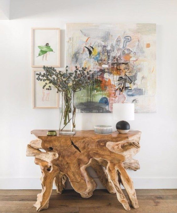 home ideas Home Ideas with Artistic Console Tables Home Ideas with Artistic Console Tables 4 e1502371946762