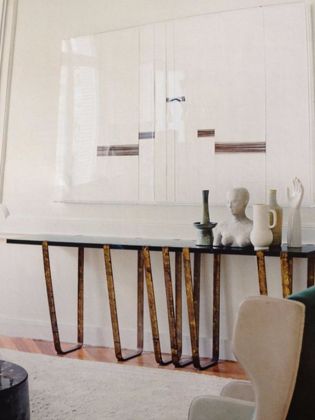 home ideas Home Ideas with Artistic Console Tables Home Ideas with Artistic Console Tables 7