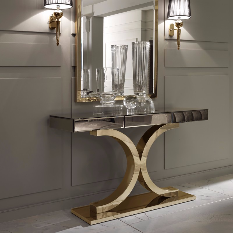 console tables, modern console table, home décor, decorations, luxury interiors, modern design, design ideas luxury interiors How To Choose The Perfect Console For Luxury Interiors How To Choose The Perfect Console For Luxury Interiors 2 1
