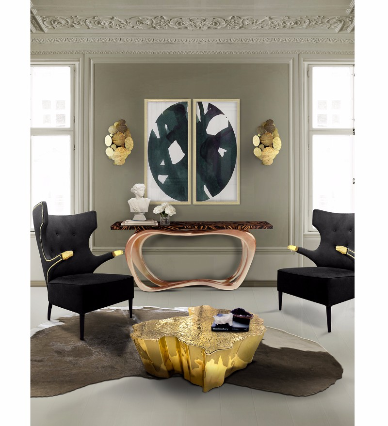 console tables, modern console table, home décor, decorations, luxury interiors, modern design, design ideas luxury interiors How To Choose The Perfect Console For Luxury Interiors How To Choose The Perfect Console For Luxury Interiors 3