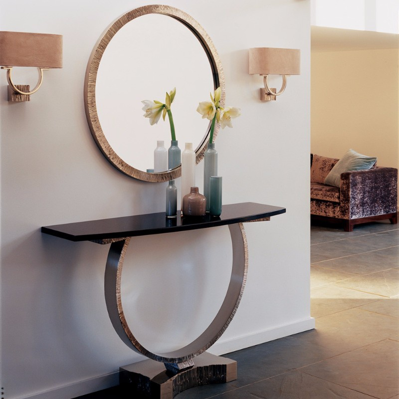 console table, modern console tables, living room, room ideas, decorations, home décor, design ideas console tables Luxury Console Tables for your Living Room Luxury Console Tables for your Living Room 8