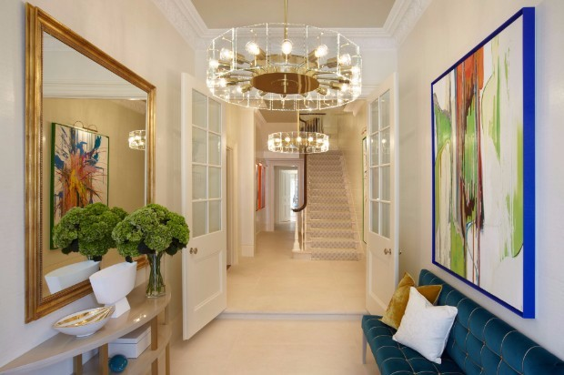 foyer design The Best Foyer Design with Console Tables The Best Foyer Design with Console Tables1