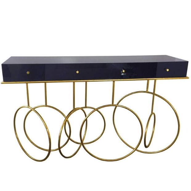 home décor Top 10 Brass Consoles for your Home Décor Top 10 Brass Consoles for your Home De  cor9