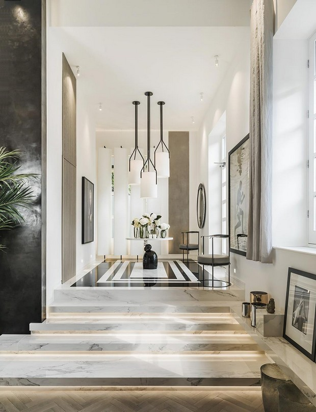 Kelly Hoppen Kelly Hoppen The Stunning Interior Design Projects by Kelly Hoppen 1 londonhome1