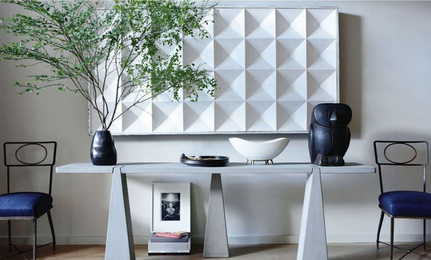console tables Steven Volpe Luxury Interior Design with Console Tables 3 steven volpe home